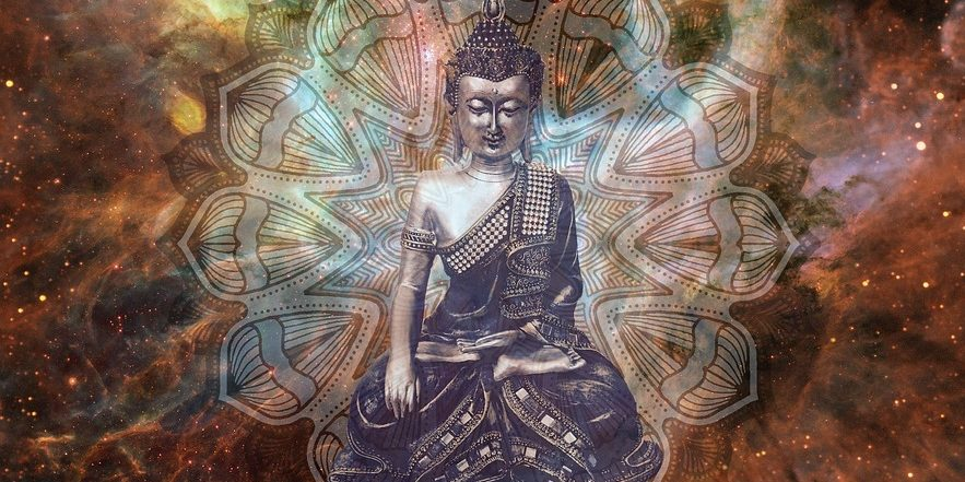buddha meditáció
